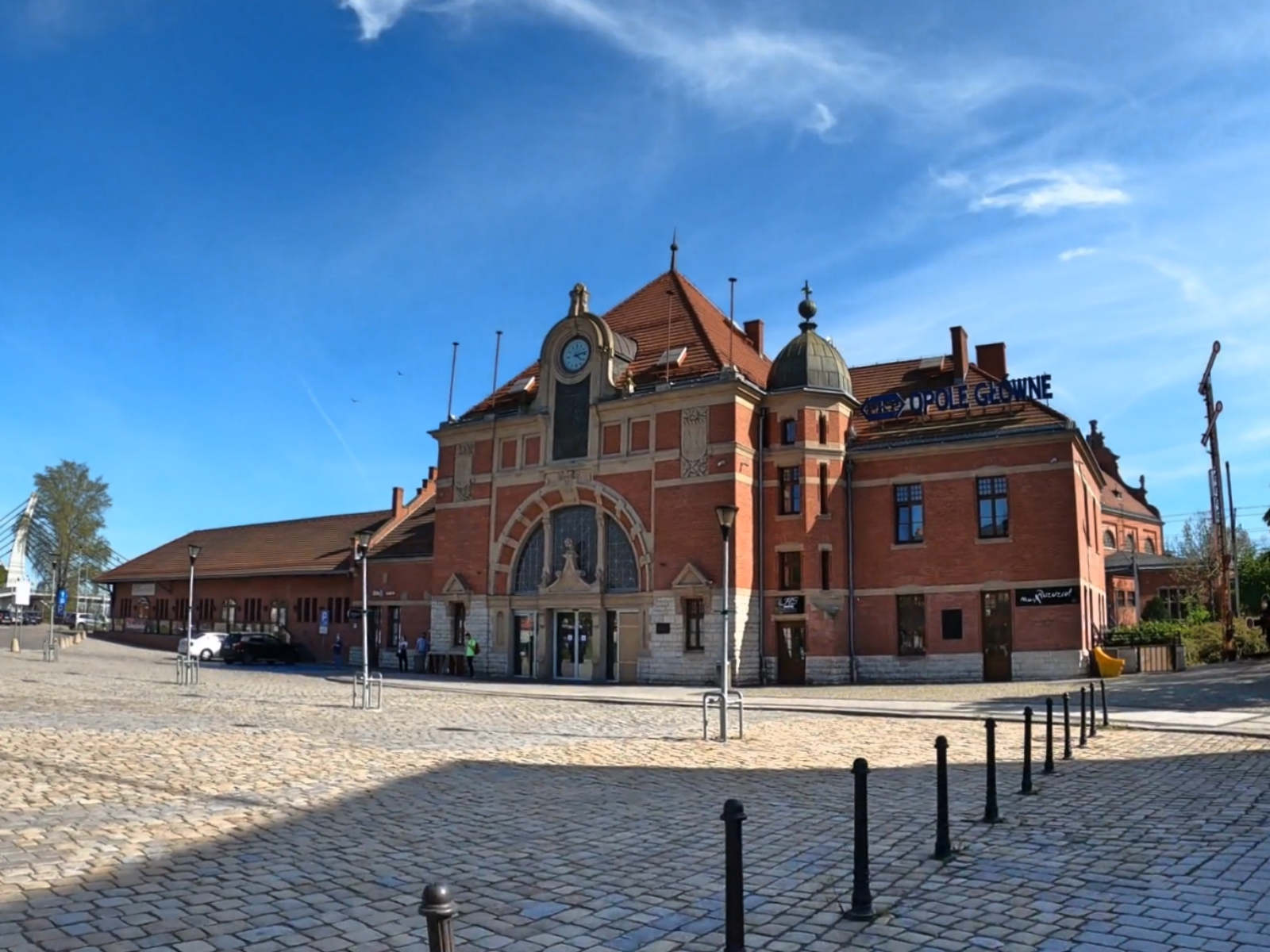 Opole, dworzec główny