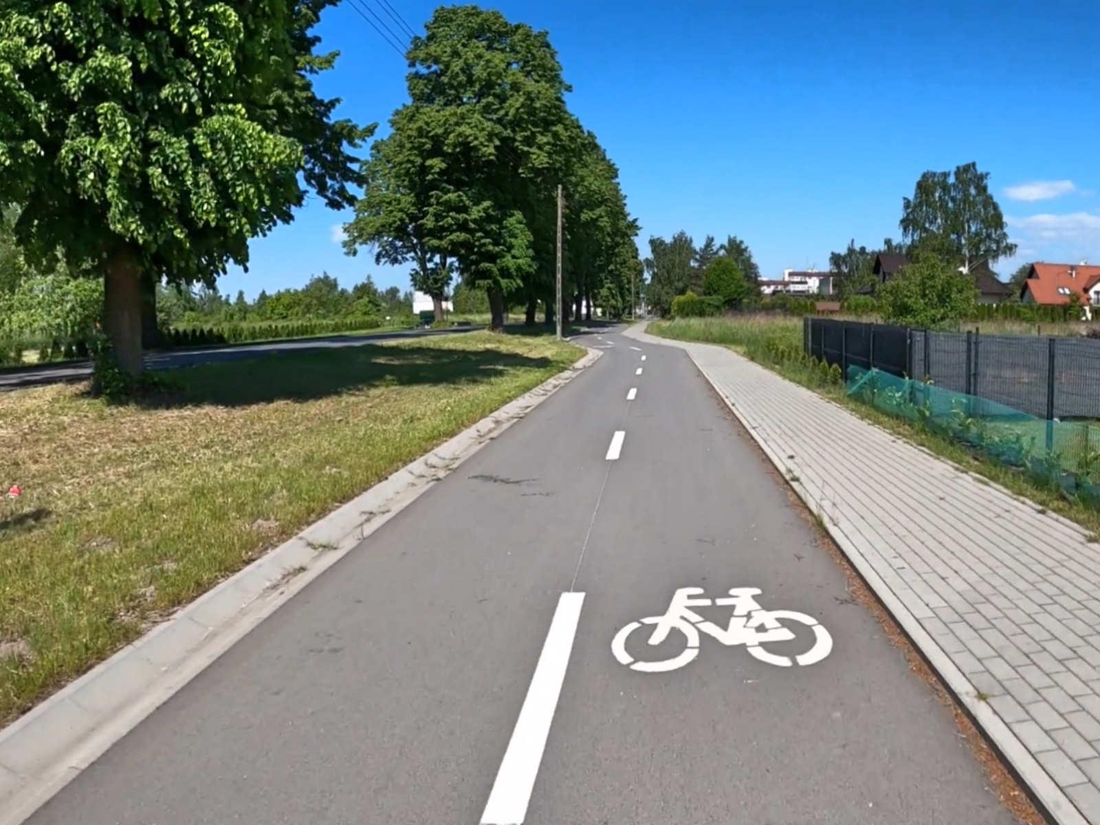 Oleśnica, ścieżki rowerowe