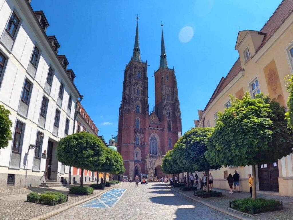 Wrocław, Katedra Jana Chrzciciela