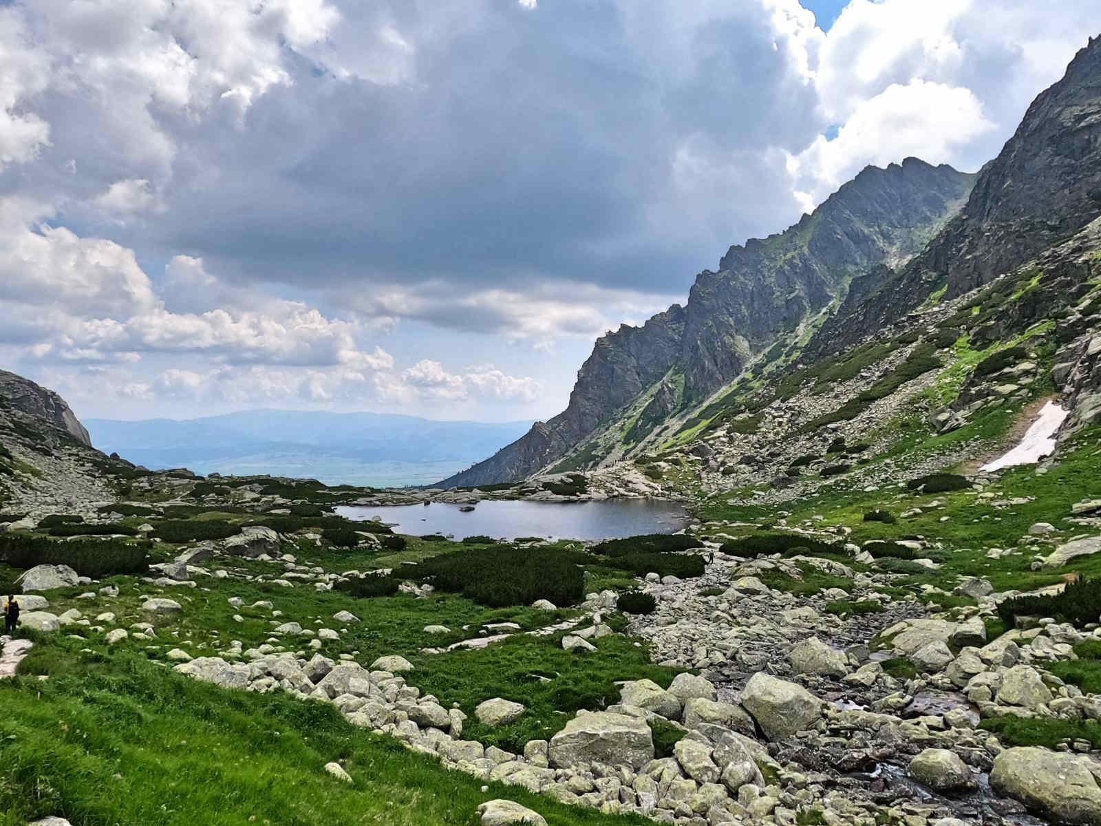 Dolina Młynicka, Staw nad Skokiem