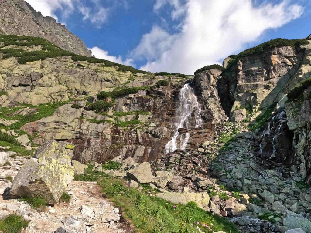 Wodospad Skok