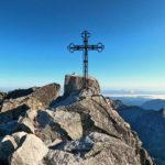 Gerlach, krzyż