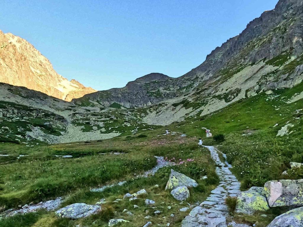 Dolina Wielicka, szlak zielony