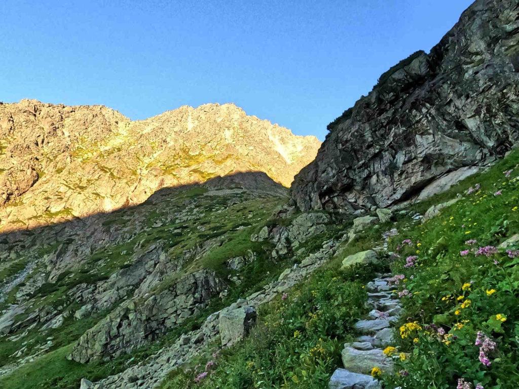 Dolina Wielicka, zielony szlak