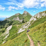 Zejście na Szeroką Przełęcz