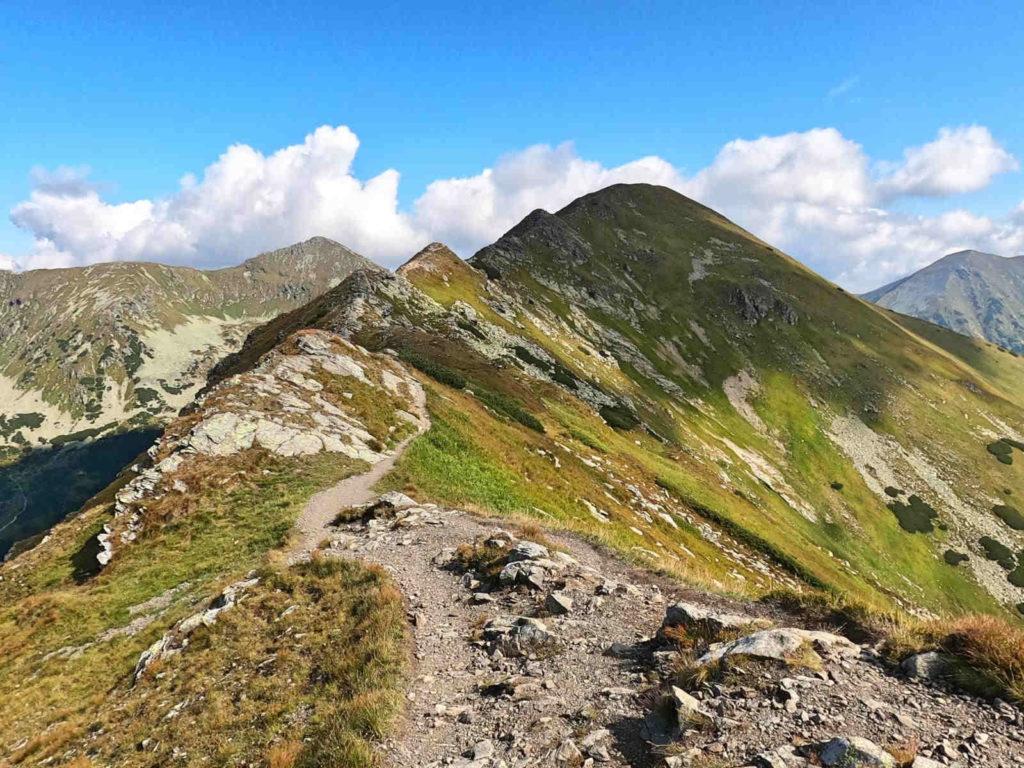 Przełęcz nad Puste