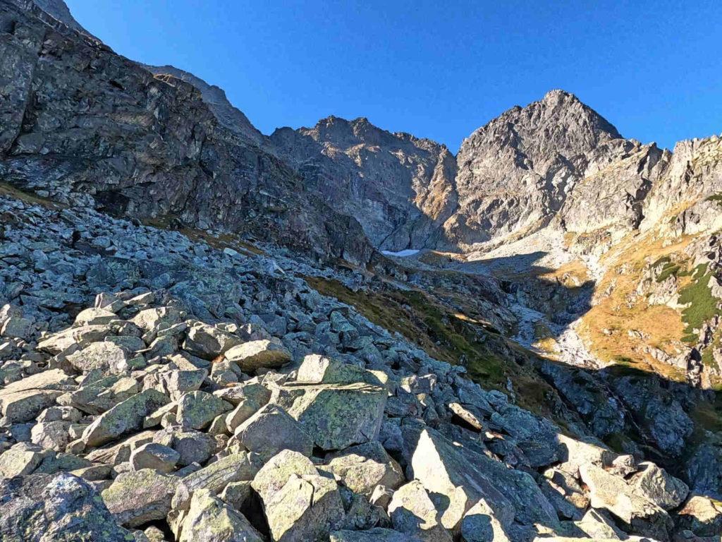 Szlak na Przełęcz pod Chłopkiem