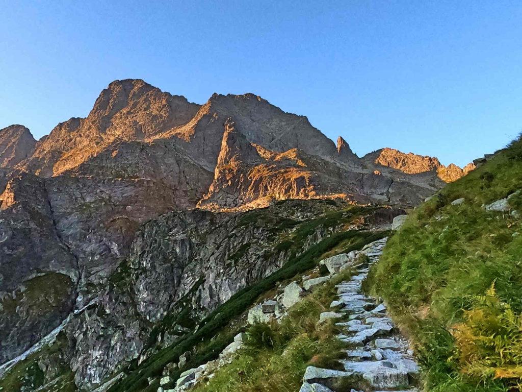 Szlak do Doliny za Mnichem